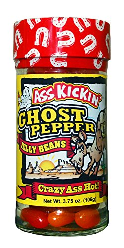 Ass Kickin' Ghost Pepper Jelly Beans