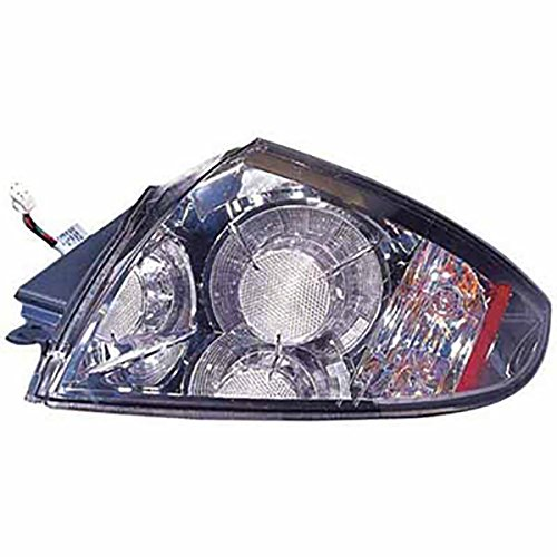 Headlights Depot Replacement for Mitsubishi Eclipse Left Driver Side Tail Light