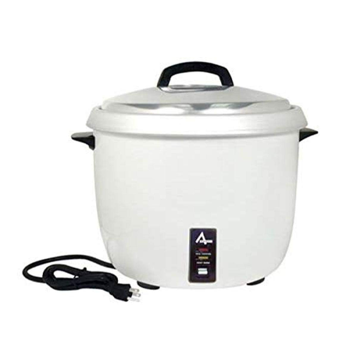 Adcraft RC-0030 30-Cup Rice Cooker, 1650-1800w, 110-120v, NSF