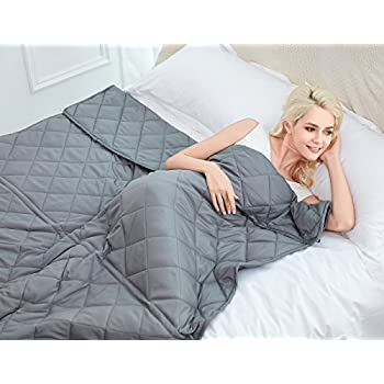 Amazon Com Qusleep Diamond Weighted Blanket 48 72