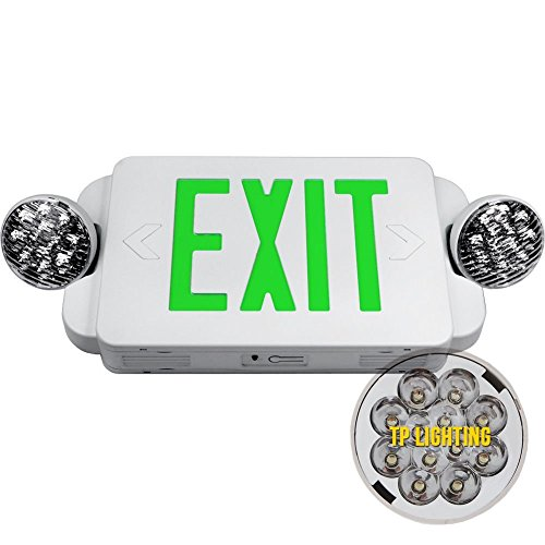 Led Exit Light Combo - 6