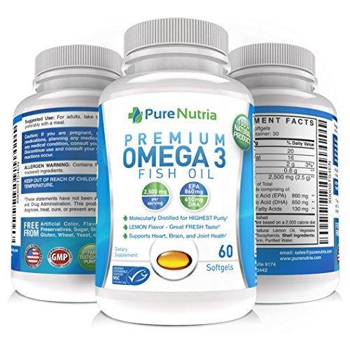 Omega Fish Oil Supplement Pharmaceutical