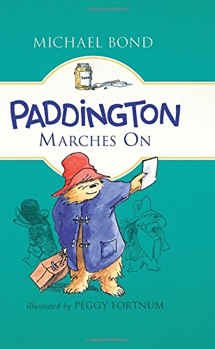 book cover of Paddington Marches On