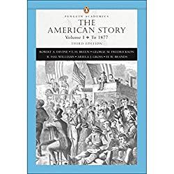 VangoNotes for The American Story, 3/e, Vol. 1