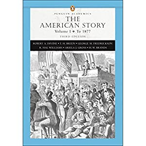 VangoNotes for The American Story, 3/e, Vol. 1 Audiobook