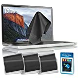 Clean Screen Wizard Microfiber Screen Cleaner and Protector Kit Bundle with 3 Large