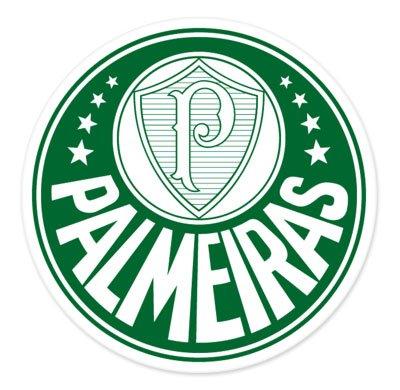 fan products of Se Palmeiras - SP - Brazil - Brasil Football Soccer Futbol - Car Sticker - 4