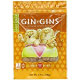 Ginger People Wholesale Ginger Spice Drops - 3.5 oz - Case of 24, [Food, Candy/Gum]
