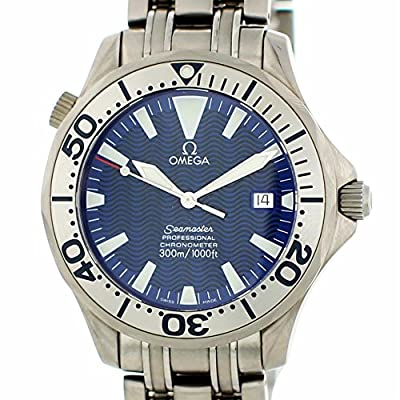 Omega Seamaster Automatic-self-Wind Male Watch 2231.80 (Certified Pre-Owned) from Omega