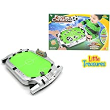 Football Champions Table Board Game – train your 4+ kid with this educational toy, air suspended game of football on a court-like desktop with unique, very attractive designing