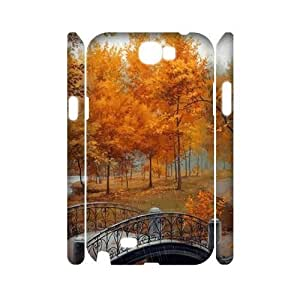 Landscape 3D-Printed ZLB582664 Personalized 3D Phone Case for Samsung Galaxy Note 2 N7100