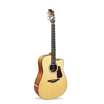 Boll-ATur 41-PULGADAS Guitarras acústicas -6 Cuerdas Guitarra ...