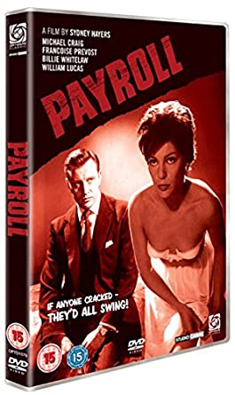 Payroll [DVD]: Amazon co uk: Michael Craig, Françoise Prévost