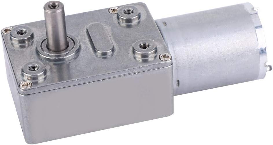 Motor de gusano, DC24V Durable Todos los engranajes de metal Motor de engranaje de mano de obra(24V, 40RPM)