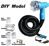 (US) Robocut Model-r28 Vacuum Haircutter, Blue