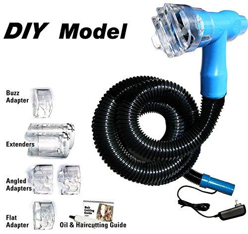 Robocut Model-r28 Vacuum Haircutter, Blue