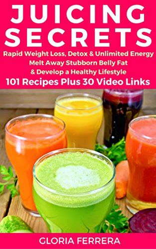 JUICING: Secrets to Rapid Weight Loss, Detox & Unlimited