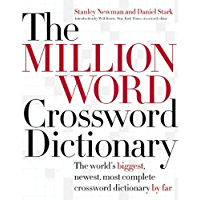 The Million Word Crossword Dictionary (English Edition)