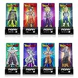Dragon Ball Z FiGPiN Enamel Pins 9-Pack Display Case