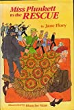 Miss Plunkett to the Rescue, Jane Flory, 0395330726