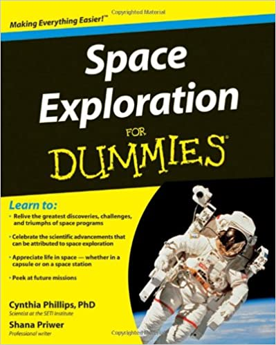 Book Space Exploration For Dummies