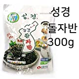 Korea Seaweed Torn and Seasoned Laver Flake 300g 김자반