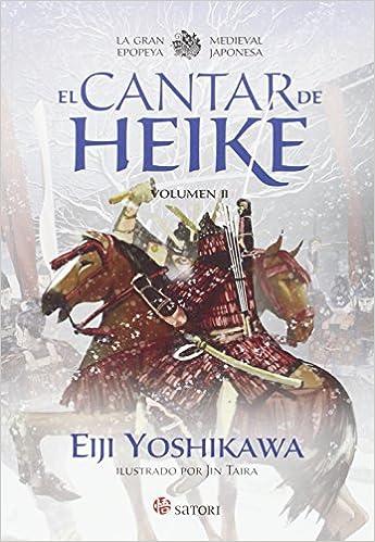 EL CANTAR DE HEIKE 2: La gran epopeya medieval japonesa ...