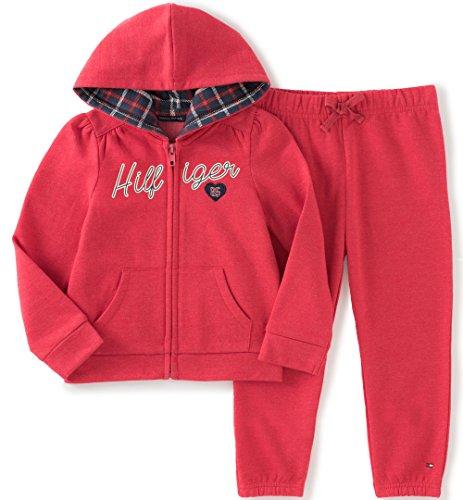Tommy Hilfiger Girls Fleece Pants