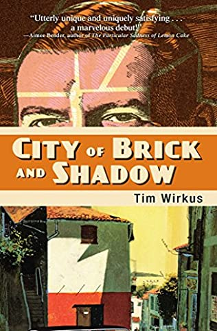 book cover of City Of Brick And Shadow