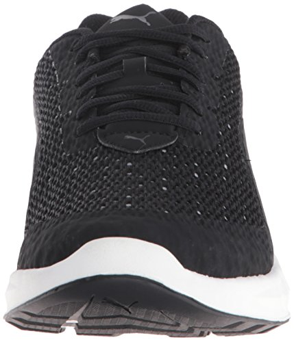 Puma Mens Ignite Ultimate Layered Running Shoe Puma Black/Quarry