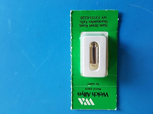 Welch Allyn 03100-U Halogen 3.5V Replacement Lamp