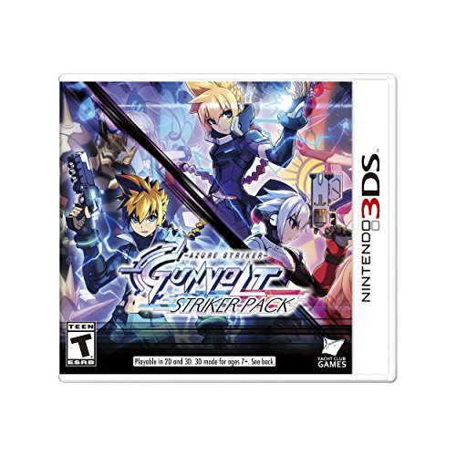 Azure Striker Gunvolt: Striker Pack - Nintendo 3DS