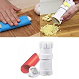 WYBS DESIRED Garlic Press Cutter Shaker Meat Mincer Veggies Bread Crusher Multifuntion Kitchen Tool Gadget