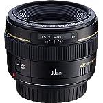 Canon EF 50 mm-f/1.4 USM Lens 20 cm – Black