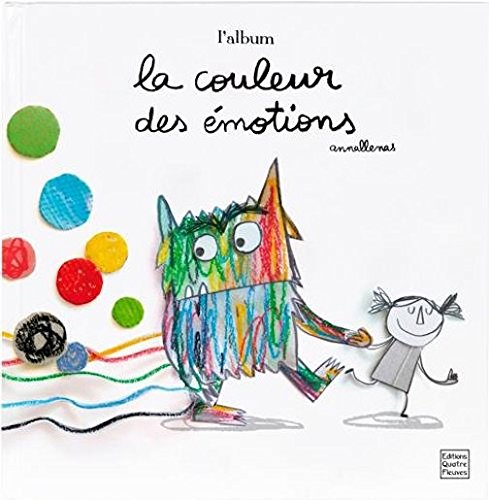 La Couleur Des Emotions French Edition Marie Antilogus