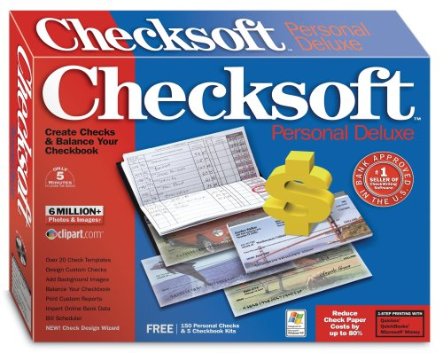Checksoft Personal Deluxe by Avanquest