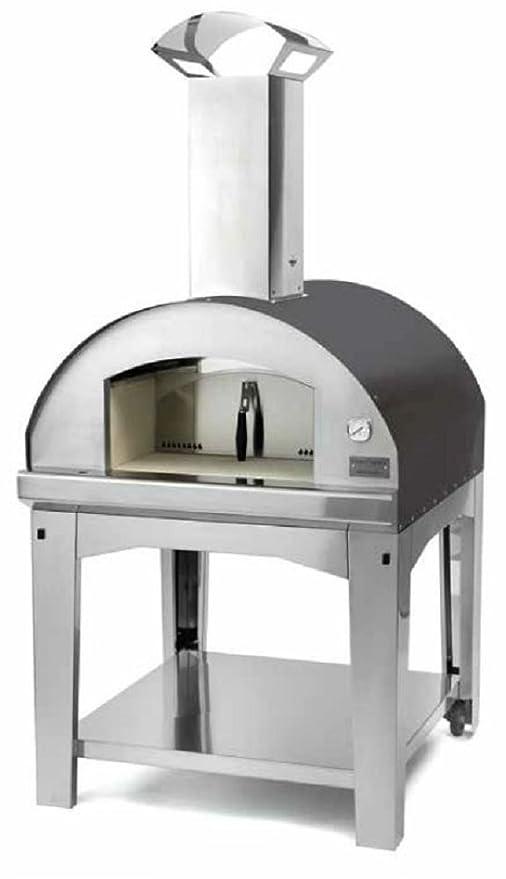 FORNO A LEGNA 60 X 80 A COTTURA DIRETTA FONTANA FORNI PIZZA & GRILL ...