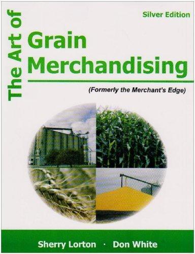 the art of grain merchandising - 4
