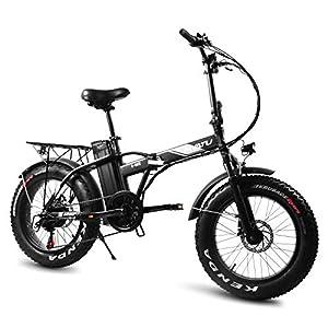 517W0saa6uL. SS300 Souleader 20Pollici Bici Elettrica Pieghevole,Bicicletta elettrica assistita 48V/8Ah Batteria al Litio,Bici elettrica…