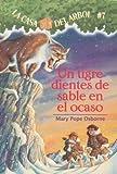 Un Tigre Dientes de Sable en el Ocaso, Mary Pope Osborne, 1930332688