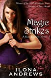 Front cover for the book Magic Strikes by Ilona Andrews