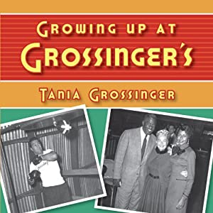 Growing Up at Grossinger's Audiobook