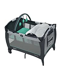 Graco Pack 'n Play Playard with Reversible Napper and Changer LX, Basin BOBEBE Online Baby Store From New York to Miami and Los Angeles