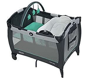 Graco Pack 'n Play Playard with Reversible Napper and Changer LX, Basin