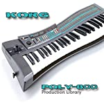KORG POLY-800 - THE very Best of - Large Sound Library - Original Samples in WAVEs format on CD by SoundLoad