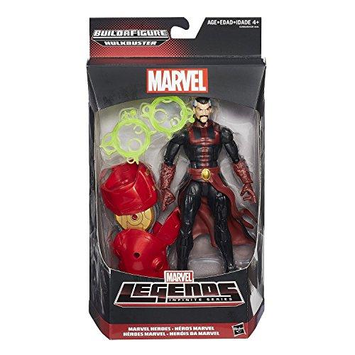 Dr. Strange 6 inch action figure Marvel Legends Infinite Series Marvel's Heroes avengers Hulk buster build a figure piece Hasbro