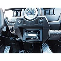2016 Polaris RZR 900 4 In-Dash Infinity Bluetooth Stereo 12880