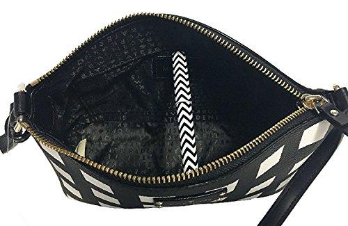 Popartcheck Kate Street Shoulder Purse Handbag Leather York Grove Spade New Millie rxq4rvF