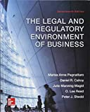 img - for The Legal and Regulatory Environment of Business with Connect book / textbook / text book