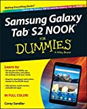 img - for Samsung Galaxy Tab S2 NOOK For Dummies book / textbook / text book
